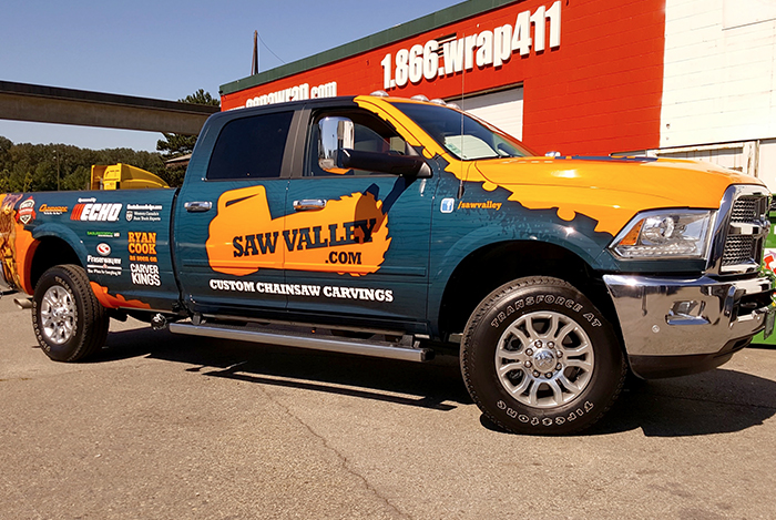 Average ROI When Using a Vehicle Wrap to Promote Your